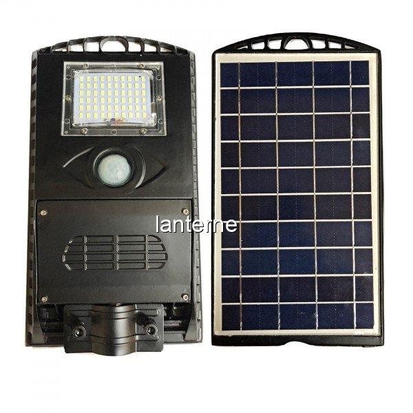Corp De Iluminat Exterior Lampa Solara Led 20w Cu Senzor Lumina