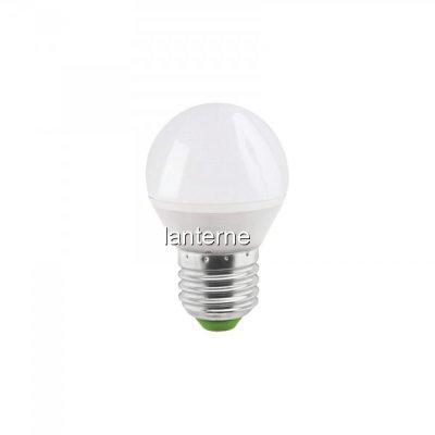 Bec LED G45 7W Alb Cald 3000K soclu E27 220V Glob Mat UB60074