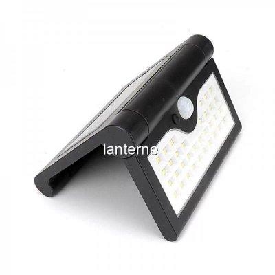 Lampa 34LED Incarcare Solara, Pliabila cu Senzori 3 Faze On/Off SH090B