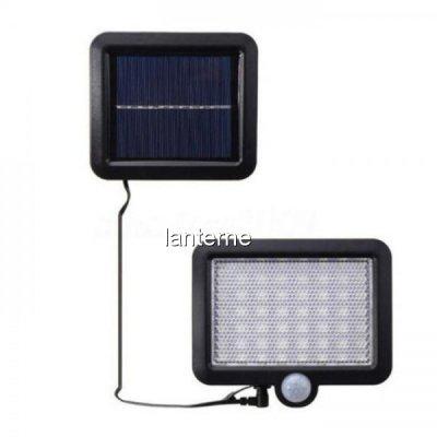 Lampa 56LED Alimentare Solara, cu Senzori 1 Faza On/Off SLF56