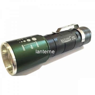 Lanterna Bailong BLB32 1W LED Zoom
