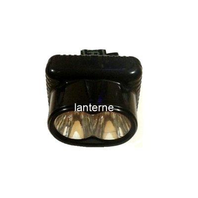 Lanterna Frontala cu Acumulator si 2 LEDuri Rece Cald BL2014