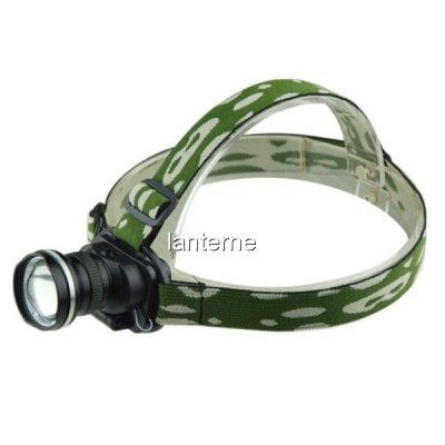 Lanterna Frontala cu LED cu Incarcare 12V 220V 6807 8801-2