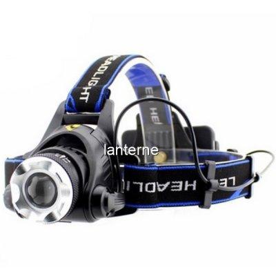 Lanterna Frontala si de Bicicleta Zoom Power Light MX19T6