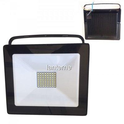 Proiector LED 50W 56LED SMD Alb Rece IP65 220V