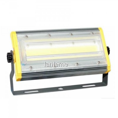 Proiector COB LED 50W Modular Alb Rece 6400K 220V IP66 UB60259
