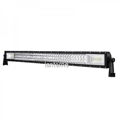 Proiector LED Bar Auto Offroad 405W 80cm 12V/24V