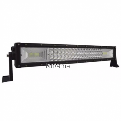 Proiector LED Bar Drept Auto Offroad Combo 324W 53cm 12V/24V