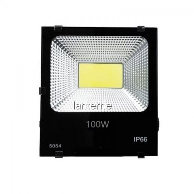 Proiector LED SMD 5054 100W Alb Rece 6000K IP66 220V