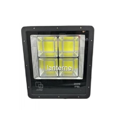 Proiector LEDuri 6500K IP65 220V Full COB LED 4Module 200W