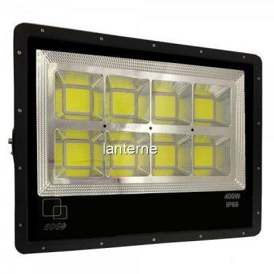 Proiector LEDuri 6500K IP65 220V Full COB LED 8Module 6064 400W