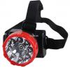 Lanterna Frontala 9 LEDuri 1W cu Acumulator SL698
