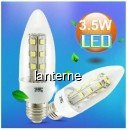 Bec 21 LEDuri Soclu E27 HT4011 Lumina Calda
