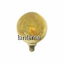 Bec LED Filament 6W 600LM Edison Vintage Alb Cald E27 G125 GELUX