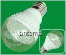 Bec LEDuri cu Senzor de Sunet Soclu E27 BG6081A