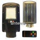 Corp de Iluminat Exterior  Solar 60LED 30W cu Senzori si Telecomanda