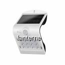 Lampa LED 1.5W Incarcare Solara cu Senzor de Miscare IP65 UB60296