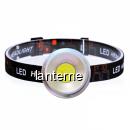 Lanterna Frontala COB LED 1W pe Baterii RG817