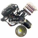 Lanterna Frontala LED Zoom 3x18650 Incarcare USB ZSHA850P100
