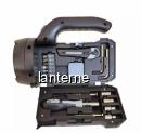 Lanterna pe Baterii cu Mini Trusa de Scule 17 Piese SAR17
