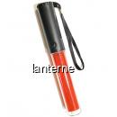 Lanterna Plastic pe Baterii Baston Luminos Semnalizare Auto 26cm 260
