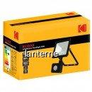 Proiector LED 10W Senzor Miscare 800lm IP65 6400K 220V 16x11cm Kodak