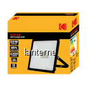Proiector LED SMD 50W 4300lm IP65 6400K 220V 21x18cm Kodak