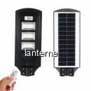 Proiector Panou Solar 90W LED IP65 Senzor PIR Telecomanda cu Suport